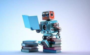 Robot che legge