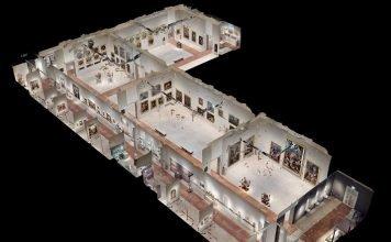 La Galleria Estense Modena digitalizzata da AImageLab