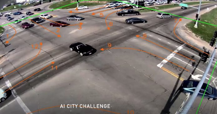 AI City Challenge 2020