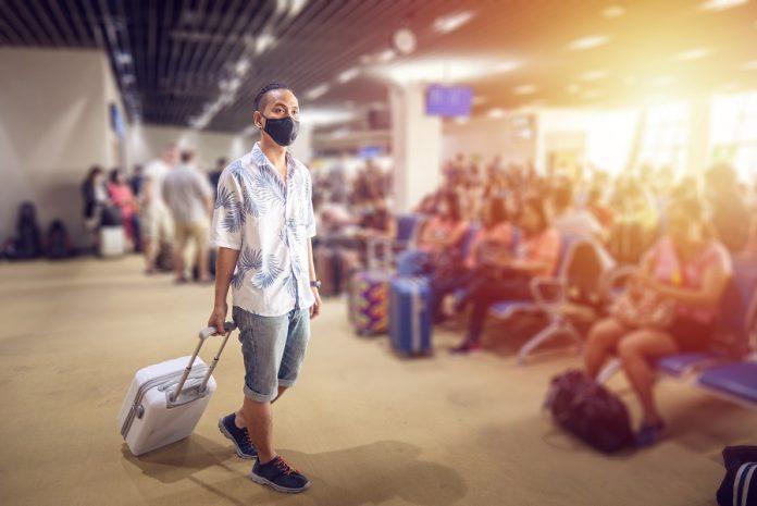 Viaggiare con l'epidemia