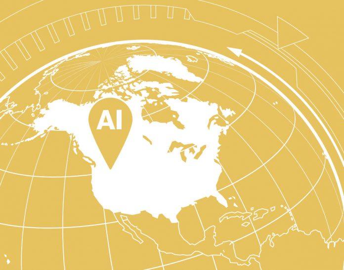 The global AI agenda: North America
