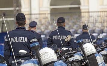 Polizia di Stato - 164 anniversario