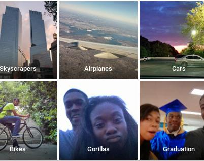 Bias - Google Photos - Gorillas mistake