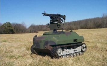 LAWS - Gladiator Tactical UGV