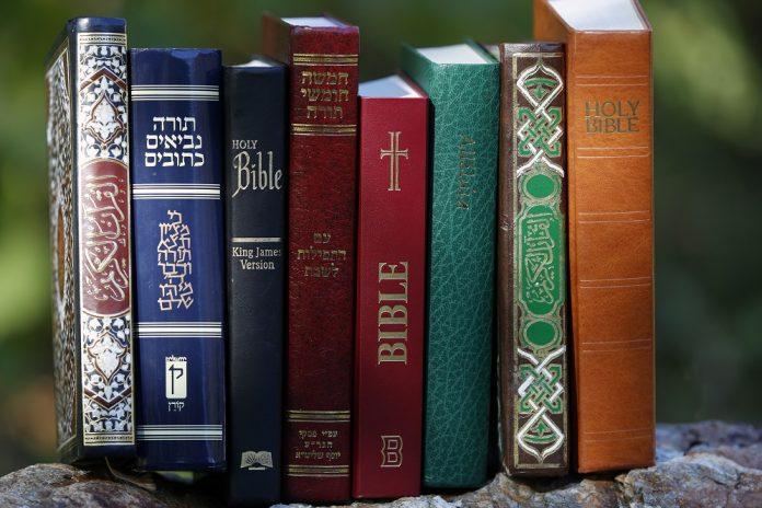 Testi sacri religioni