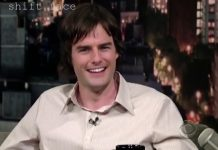 Tom Cruise su Bill Hader (deepfake)