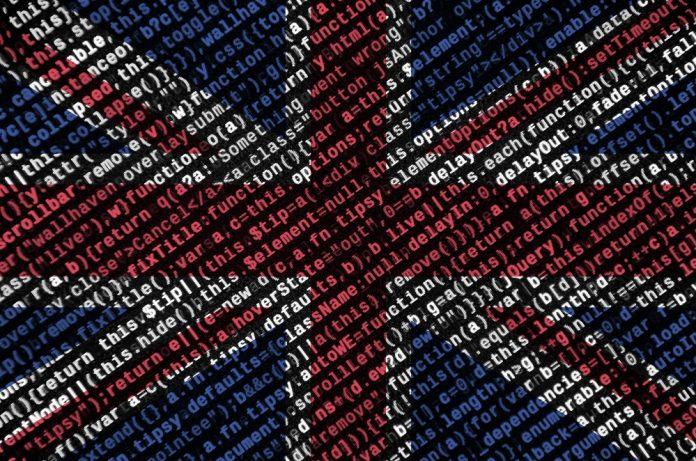 Bandiera U.K. - Regno Unito