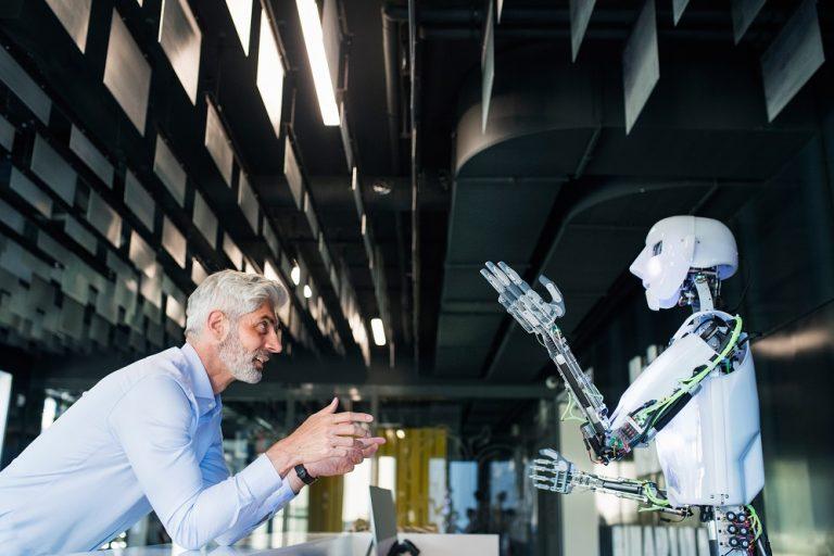 Collaborazione uomo-macchina