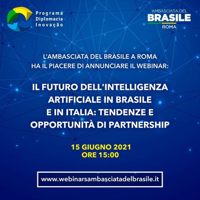 Webinar AI Brasile - Italia, 2021