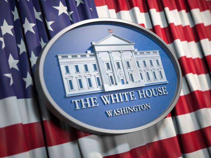Casa bianca USA